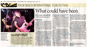 sun sentinel review